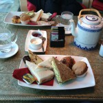 High tea ChocOase Haarlem