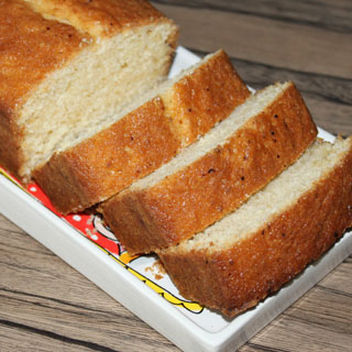 Klassieke Vanille Cake