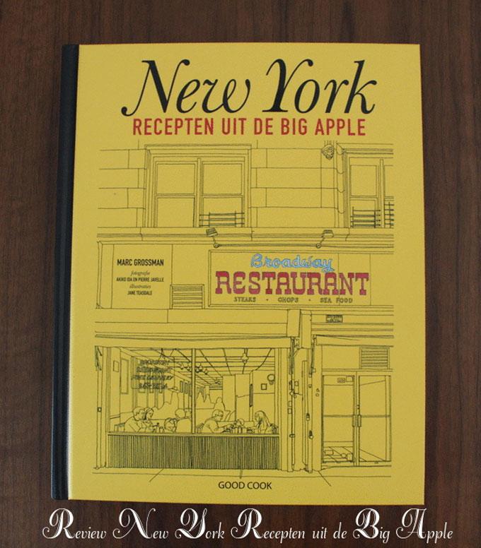 New York Recepten uit de Big Apple