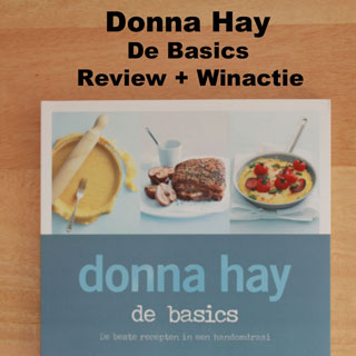 "Review Donna Hay ""The Basics"" + Winactie"