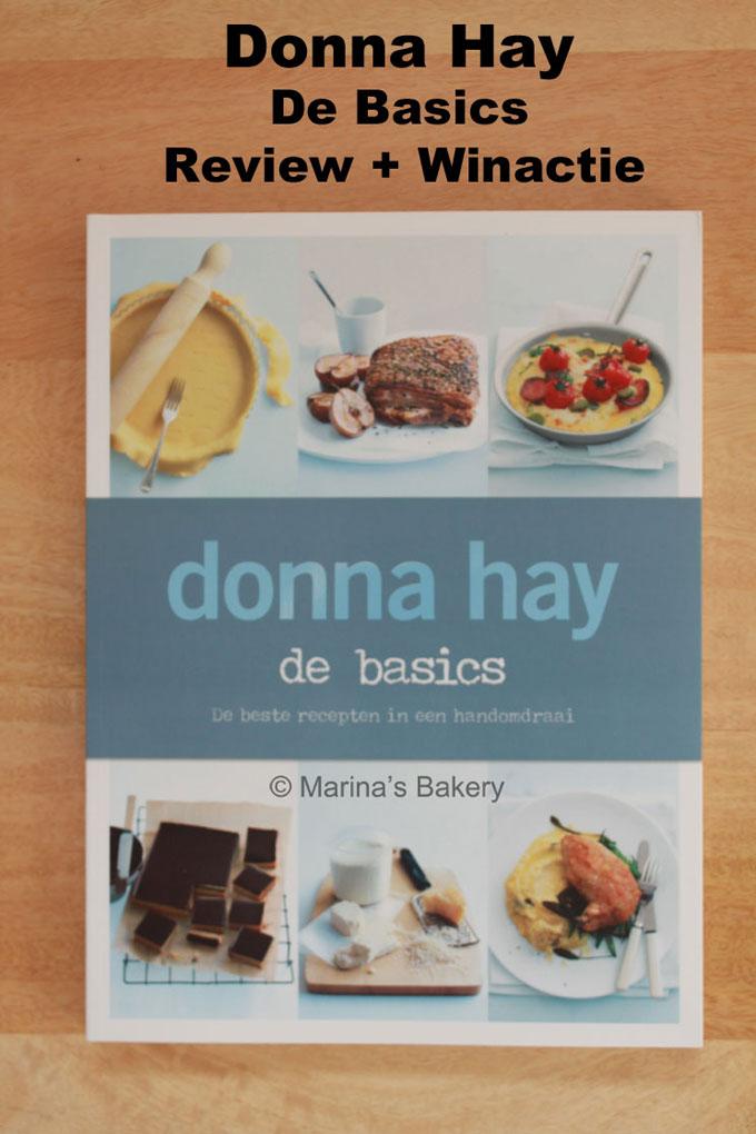 Review Donna Hay de basics