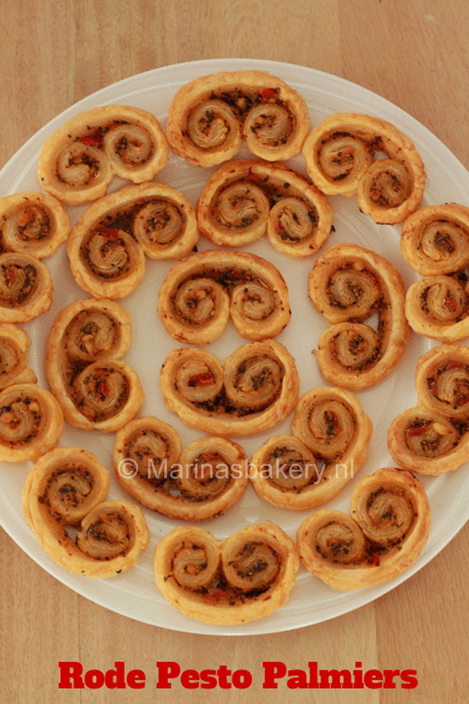 rode pesto palmiers