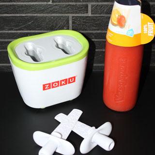 Zoku Quick Pop Maker Duo