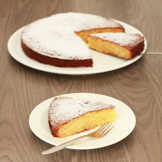 Glutenvrije Appelcake