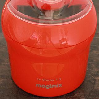 Review : Magimix La Glacier 1.5