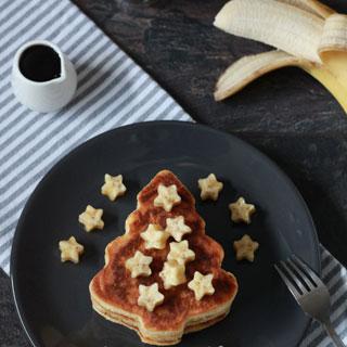 Kerst Pancakes