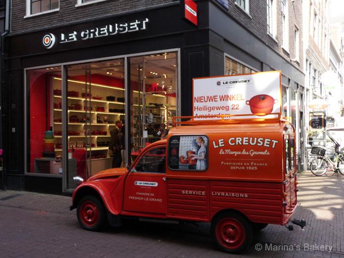 le creuset signature shop amsterdam