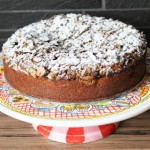 Rabarber Crumble Cake