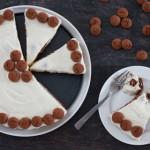Chocolade Cheesecake met Kruidnootjes