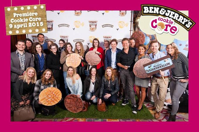Ben & Jerry's Cookie Core