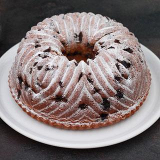 Blueberry Bundt Cake