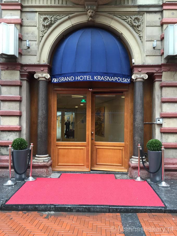 High Tea NH Grand Hotel Krasnapolsky