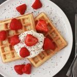 Basis recept voor wafels