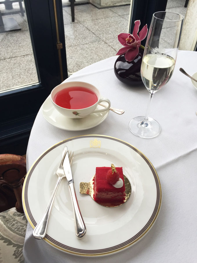 Royal Afternoon Tea Amstel Hotel