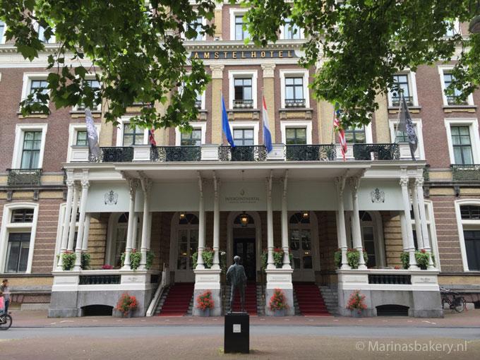 Royal Aternoon Tea Amstel Hotel