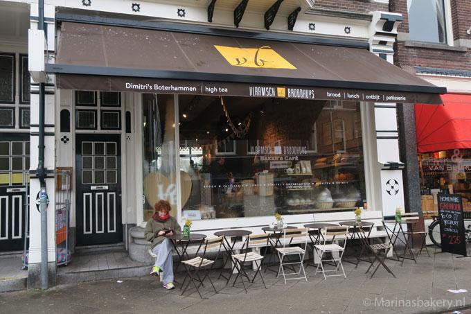 Afternoon Tea : High Tea Vlaamsch Broodhuys