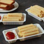 Zoete Cake Frietjes