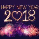 Bye Bye 2017 Hello 2018 + de meest bezochten recepten van 2017