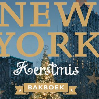 Review New York Kerstmis Bakboek + Winactie