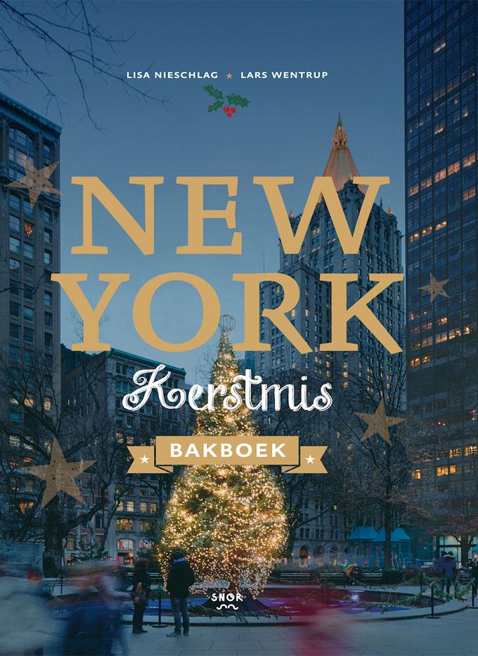 Review New York Kerstmis Bakboek