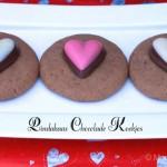 Pindakaas chocolade koekjes