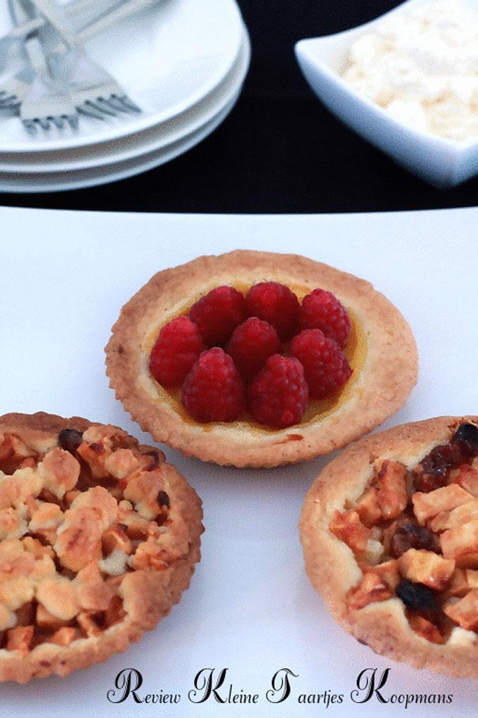 Review kleine taartjes van koopmans