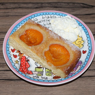abrikozenkoek