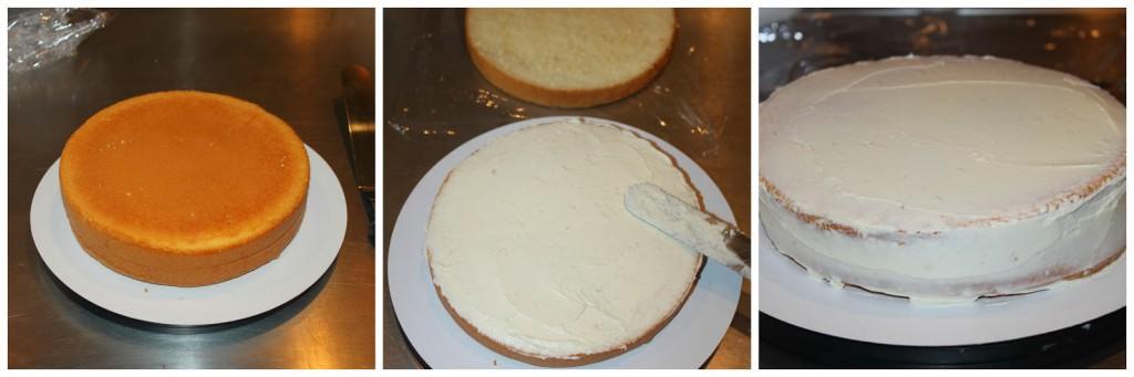 Dr Oetker workshop taarten decoreren