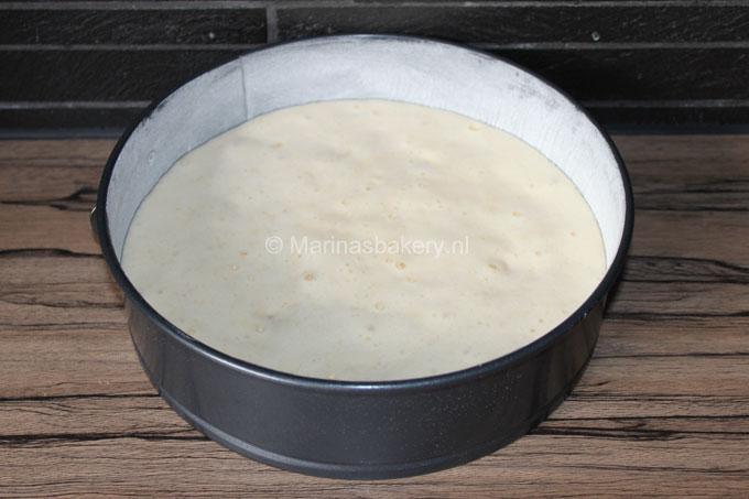 mascarpone-vanilletaart