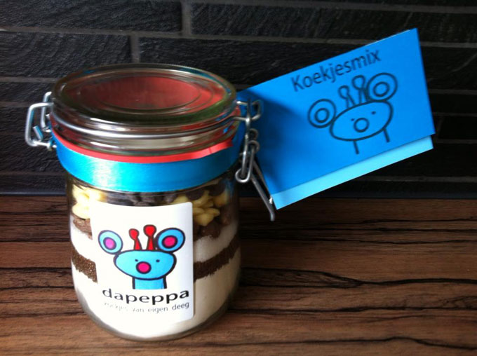 review dapeppa koekjesmixen
