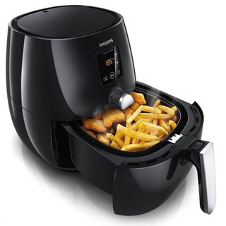 Review Airfryer xl + Winactie