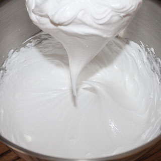 basisrecept meringue