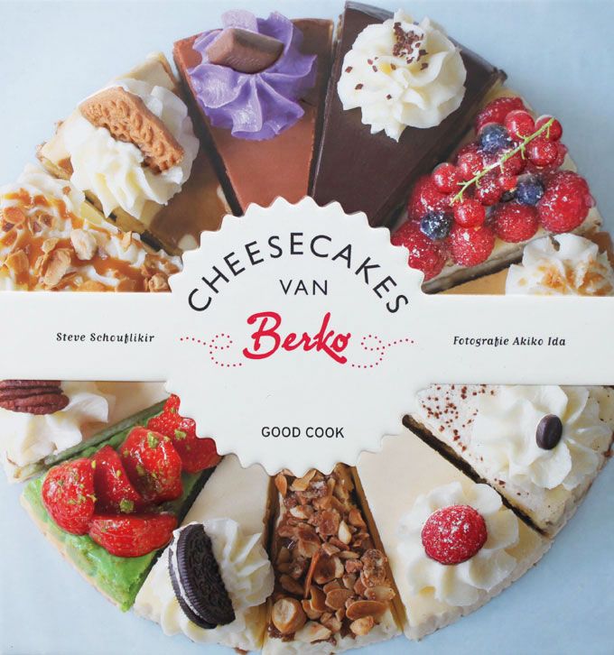 Cheesecakes van Berko
