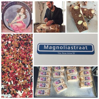 Behind the scenes bij….. Dreams of Magnolia