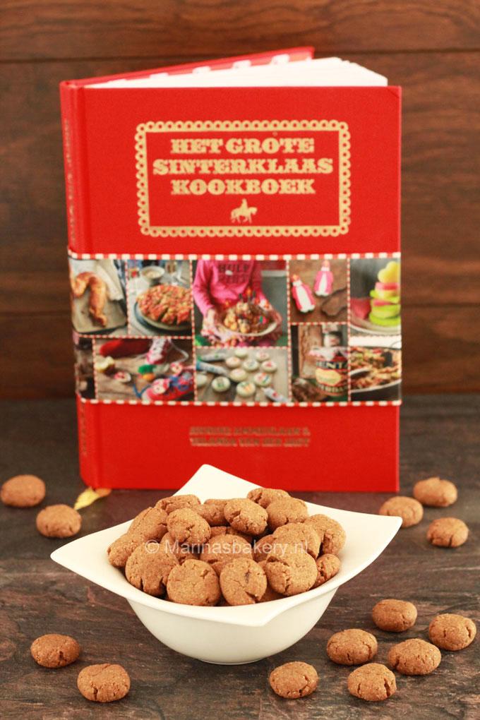 Het grote sinterklaas kookboek
