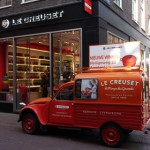 Hotspot : Le Creuset singnature shop in Amsterdam