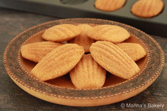 glutenvrije madeleines