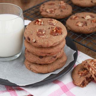 Snicker koekjes