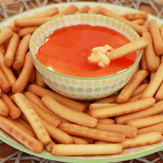 Sweet Chili Cheese Dip