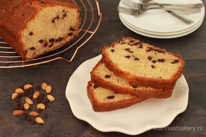 pindakaas cake