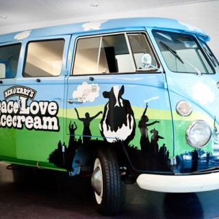 Behind the scenes bij Ben & Jerry's