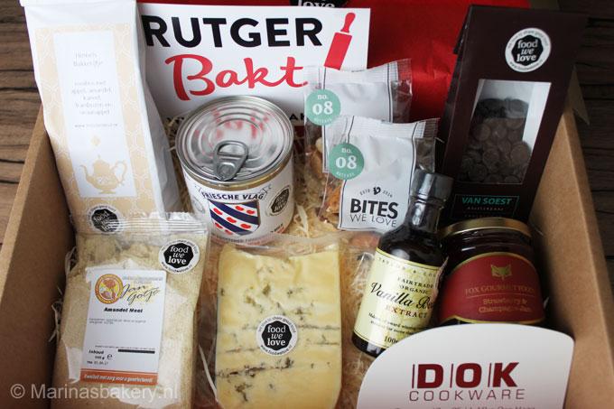 Foodwelove Box Bakken met Rutger