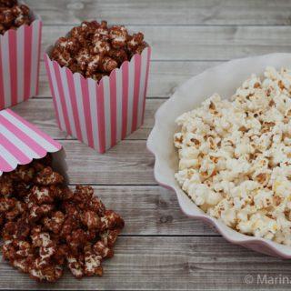 How to zelf popcorn maken