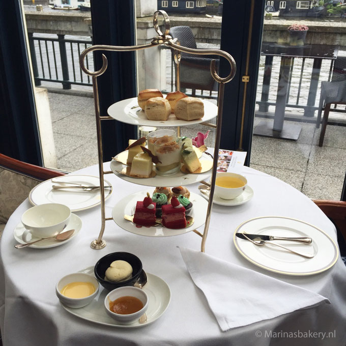 Royal Afternoon Tea Amstel Hotel
