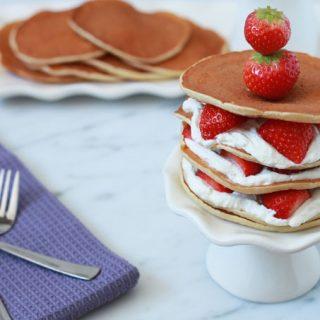 Pancaketaart