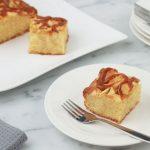 Cake specials appel-karamel met karamelsaus