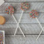 Oreo Pops met Sprinkles