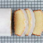 Citroen Yoghurt Cake