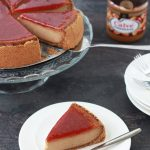 Pindakaas Cheesecake met jamtopping