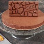 No Bake Tony's Chocolonely Karamel Zeezout Taart